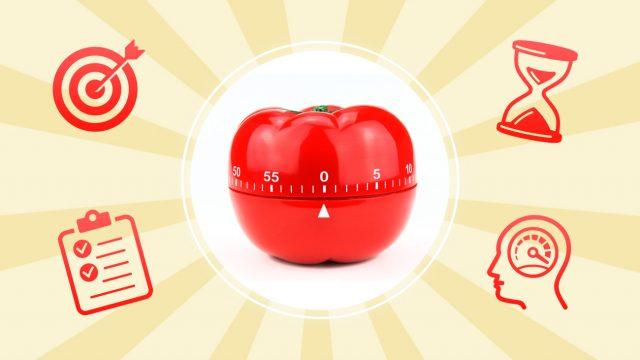 Migliora la gestione del tempo con la Tecnica del Pomodoro